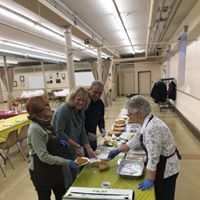 Mary Queen of the Rosary - Food Pantry