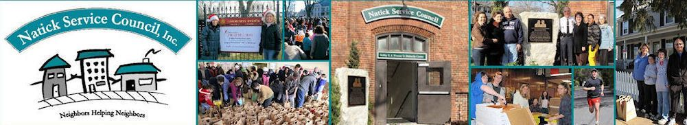 Natick Service Council Food Pantry