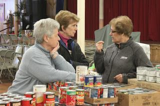 St Anthony of Padua Food Pantry