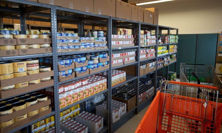YMCA/Germantown Neighborhood Food Pantry