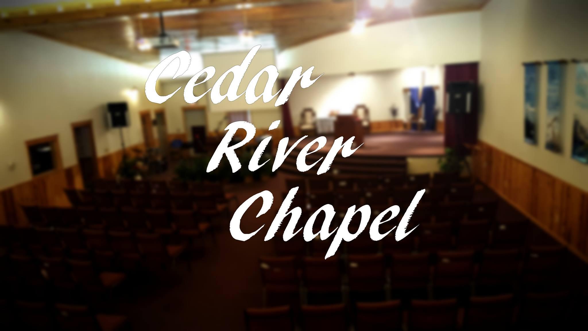 Cedar River Chapel