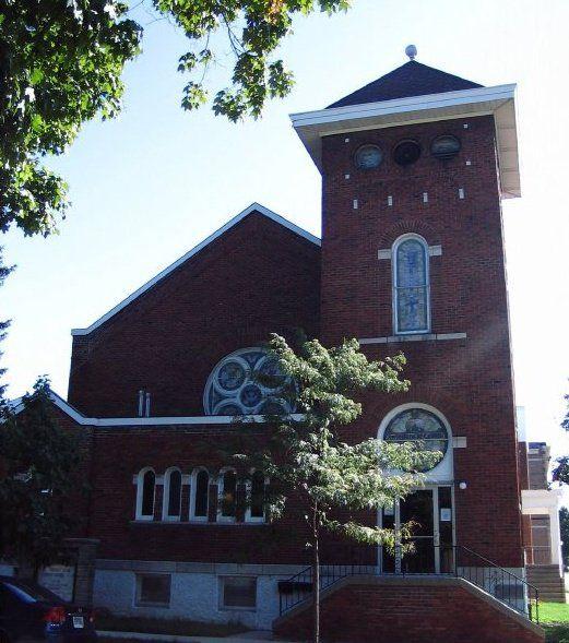 Corunna United Methodist Church
