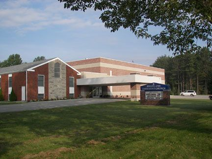 Fruiland Evangelical Covenant Church Food Pantry