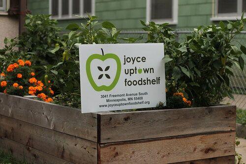 Joyce Uptown Food Shelf