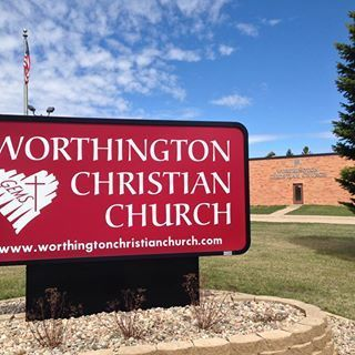 Worthington Christian Church Food Shelf