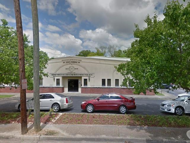 Greater Mt Calvary Baptist Church
