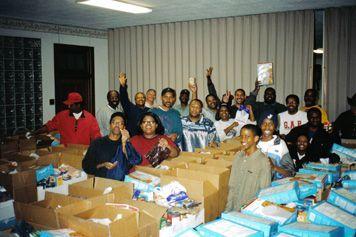 Jackson Revival Center Church - Food Outreach