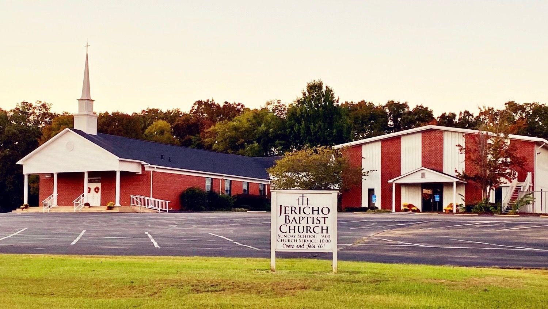 Jericho Baptist Church Food Bank