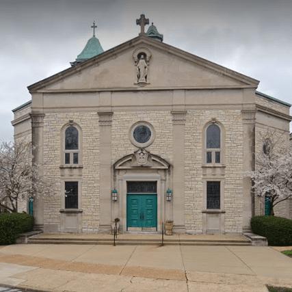 All Saints Catholic Church - St Vincient de Paul