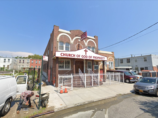 East New York Church Of God of Prophecy