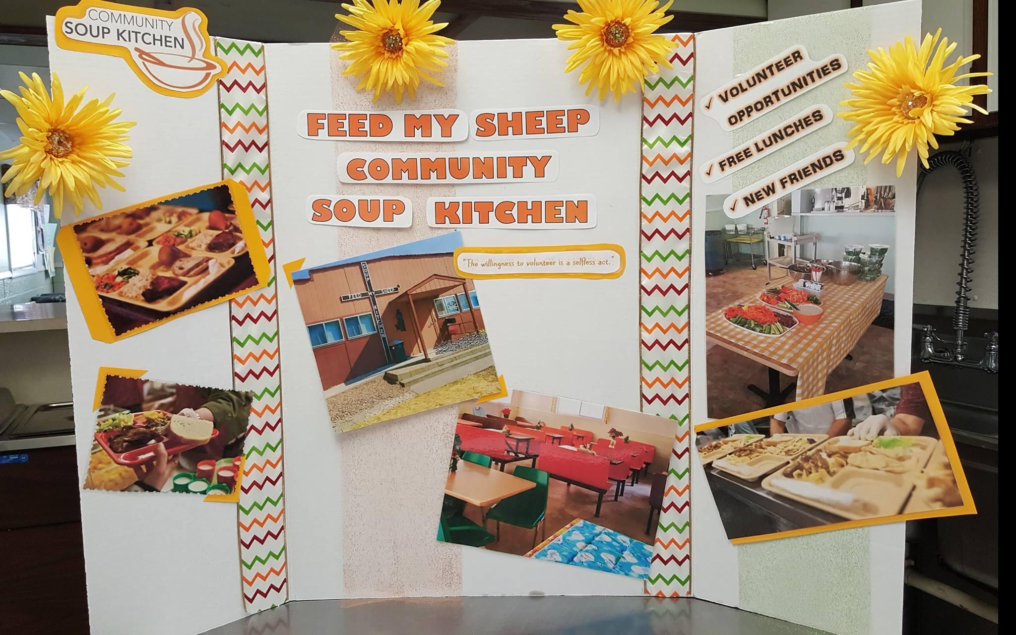Feed My Sheep Community Soup Kitchen