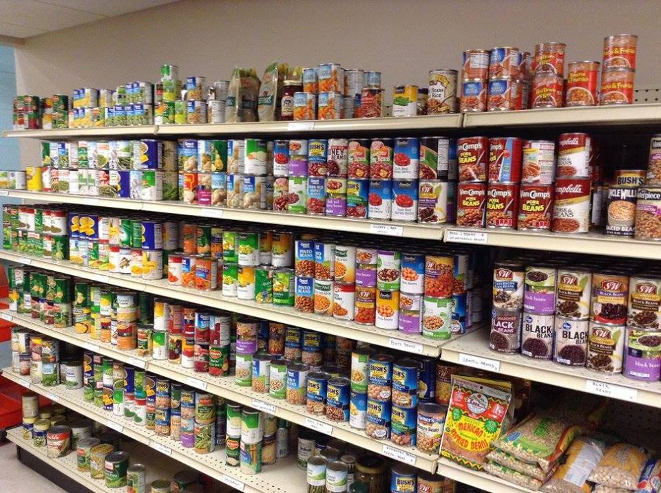 Vermont Food Bank Volunteer