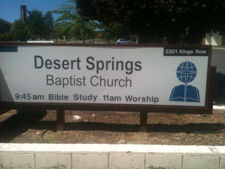 Desert Springs Baptist Church