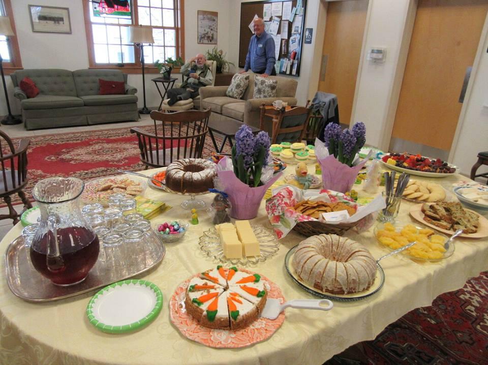 All Saints Church Food Pantry