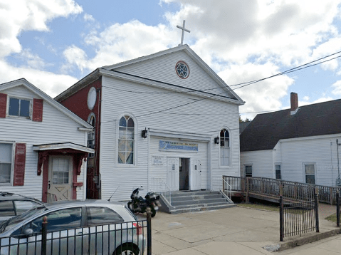 Community Baptist Church Food Pantry