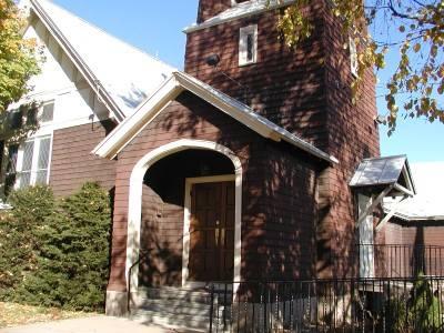 Conway Village Congregational Church - Food Pantry