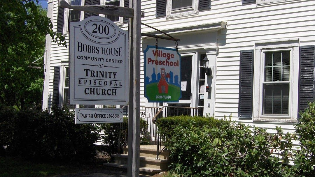 Hobbs House Help Center - Trinity Episcopal Church