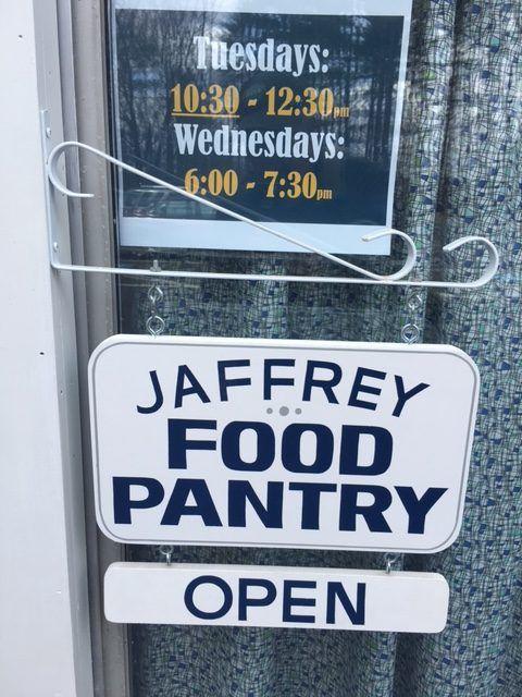 Jaffrey Food Pantry - United Church Of Jaffrey