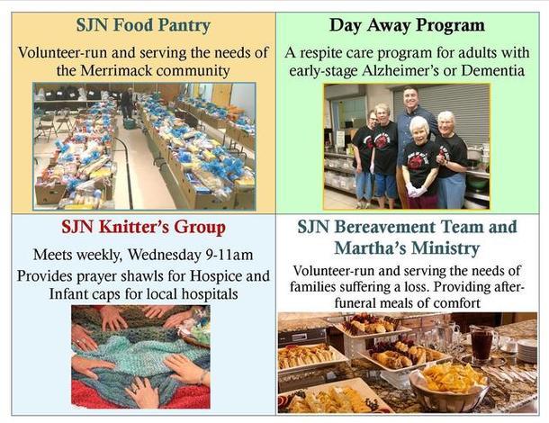 St John Neumann Food Pantry