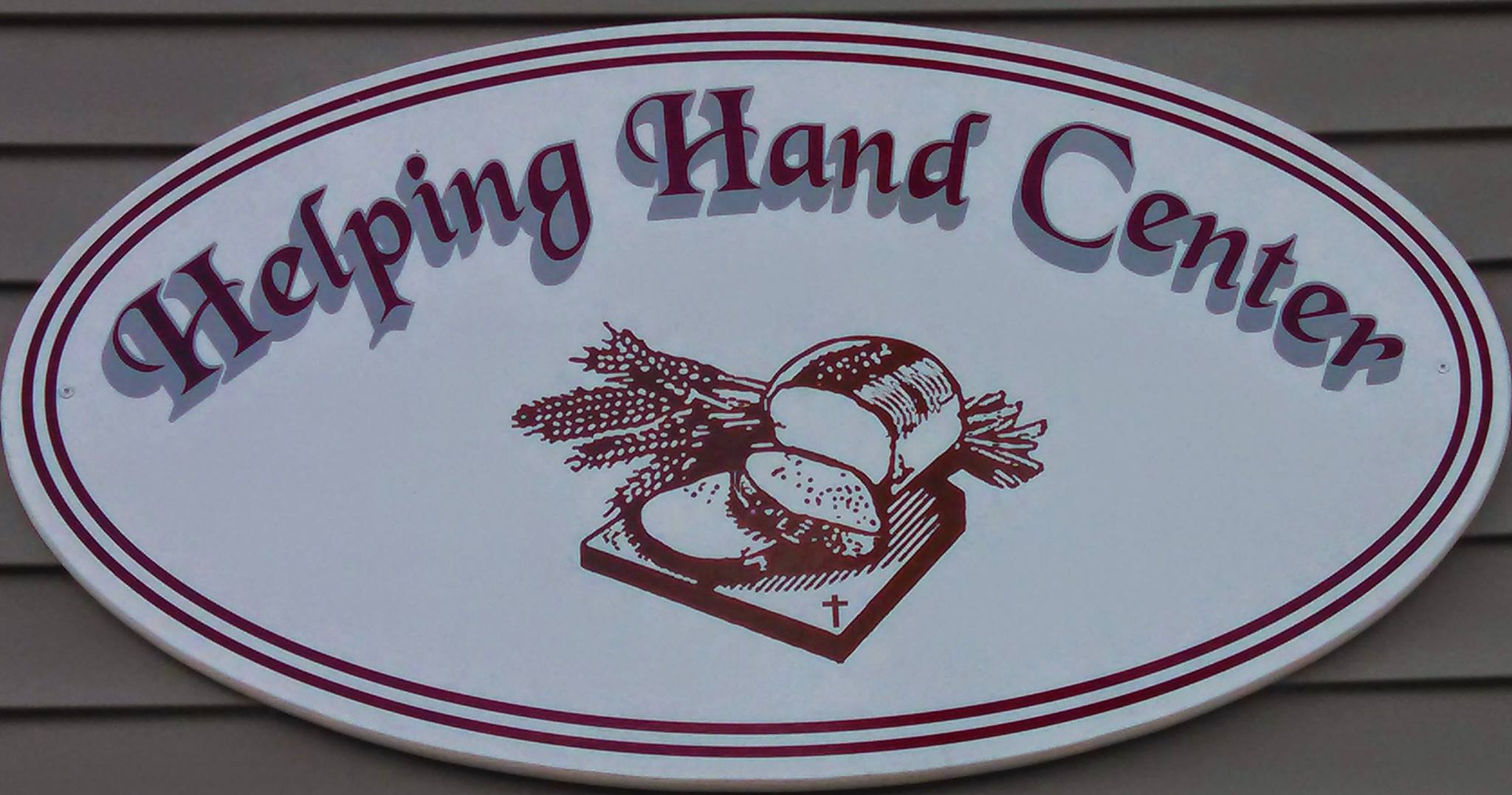The Helping Hand Center Food Pantry