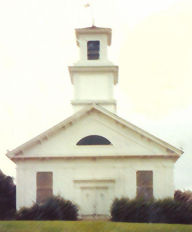Third Baptist Church Pantry - Strafford Education Building