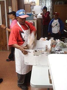 Ebenezer Baptist Church Food Pantry