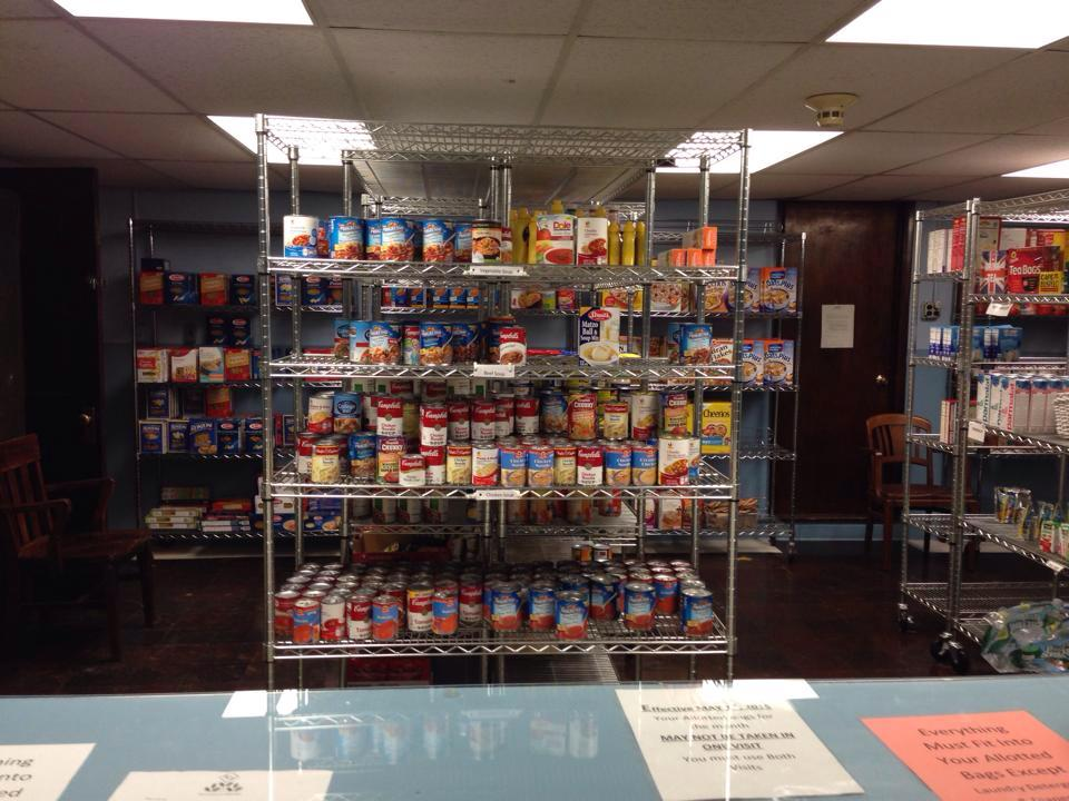 Community Food Pantry Rutherford