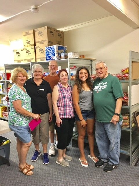 St Mary's Church Food Pantry