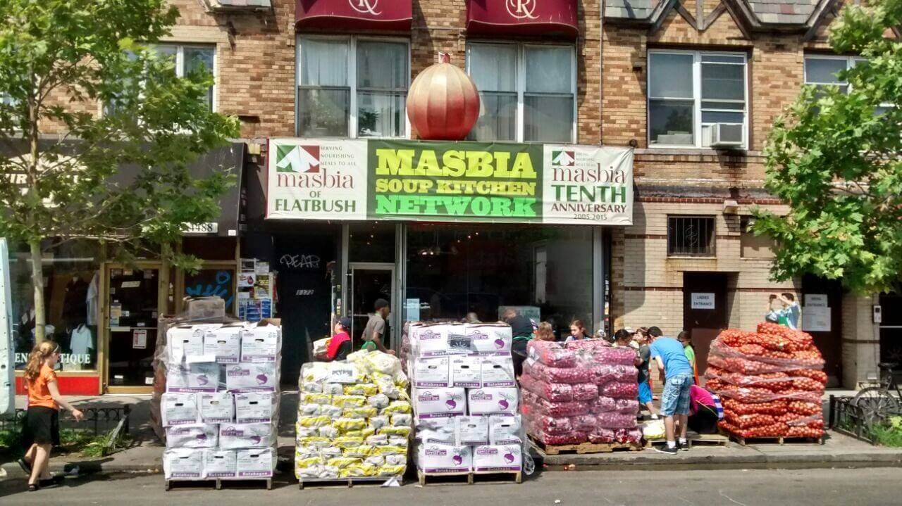 Masbia Soup Kitchen