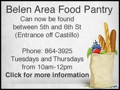 Belen Area Food Pantry
