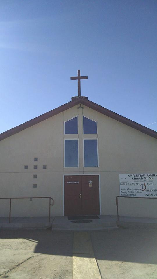 Christian Faith Church of God