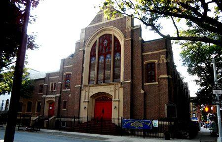 Newman Memorial Methodist Church