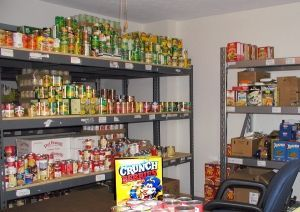 Community Missions Food Pantry