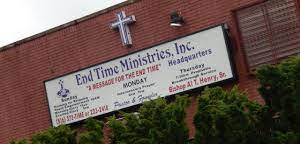 End Time Ministries - House of the Manna Food Pantry