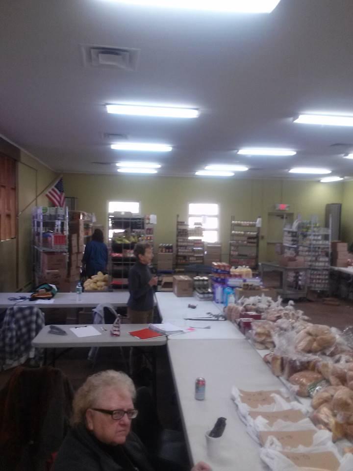Evangel Food Pantry - Morlock Foundation