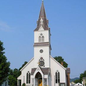 Granville Ecumenical Food Pantry - Saint Mary's Roman Catholic Church