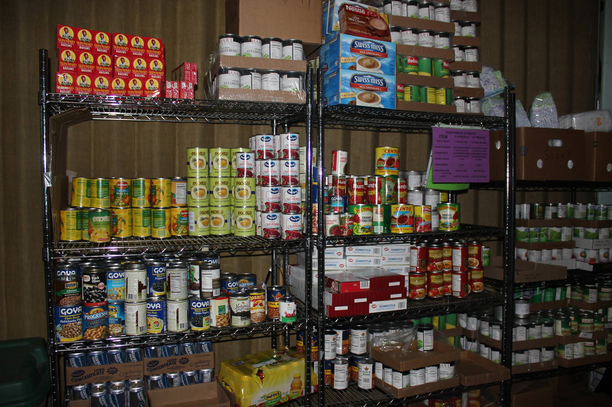 Mount Ida Food Pantry