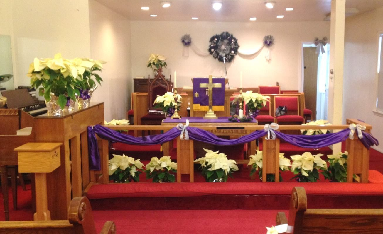 Mt. Olive AME Church