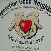 Operation Good Neighbor Food Pantry - Angola