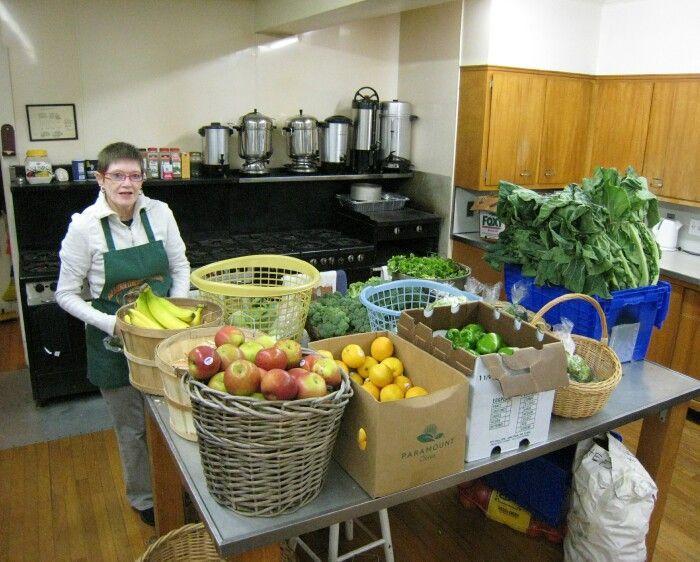 Sag Harbor Community Food Pantry