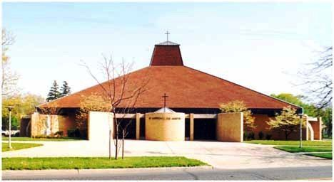 St Lawrence the Martyr Parish