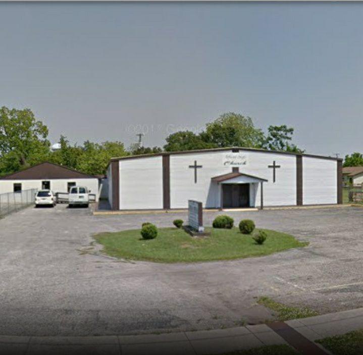 Alpha and Omega Church