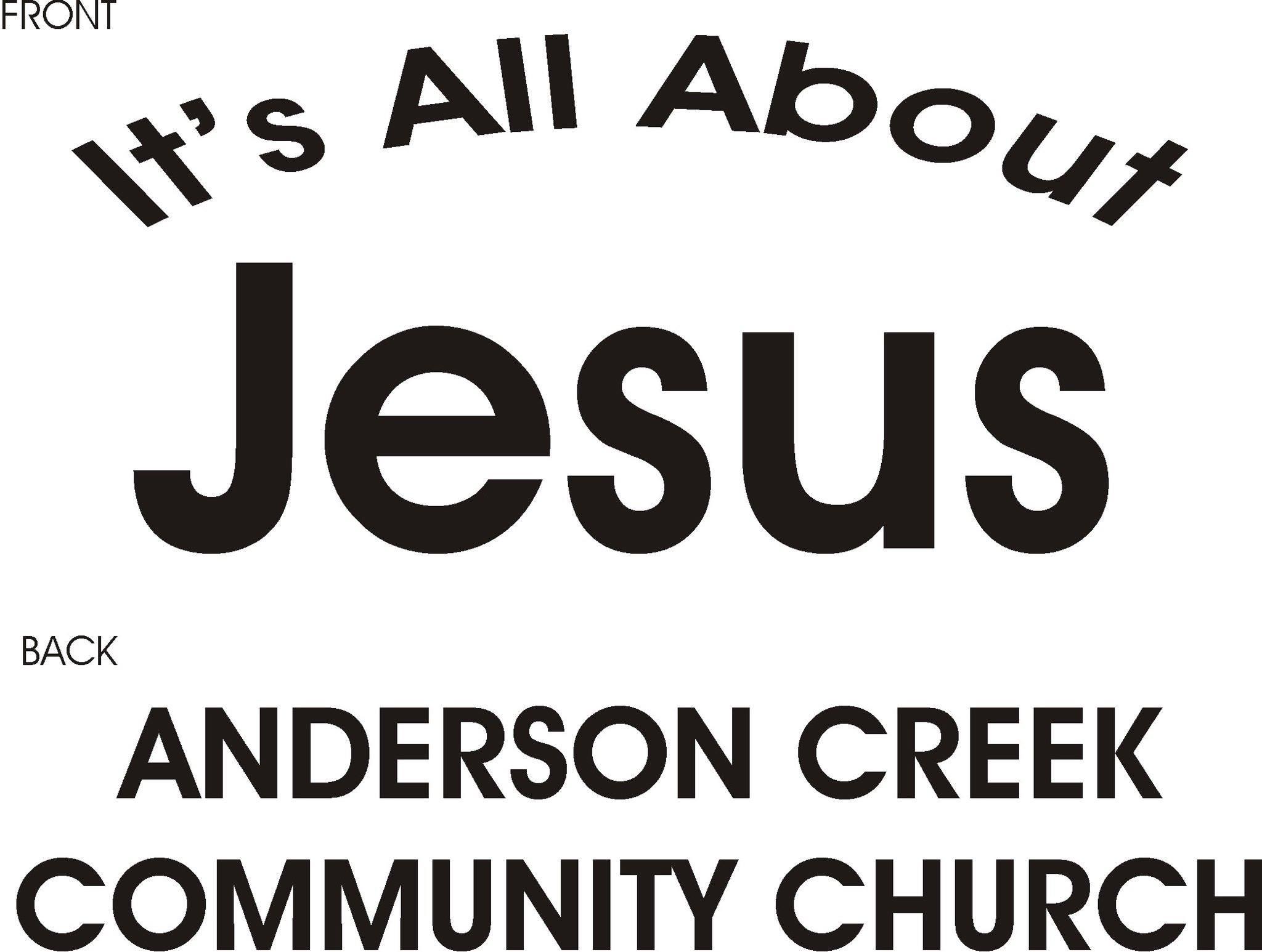 Anderson Creek Community Church