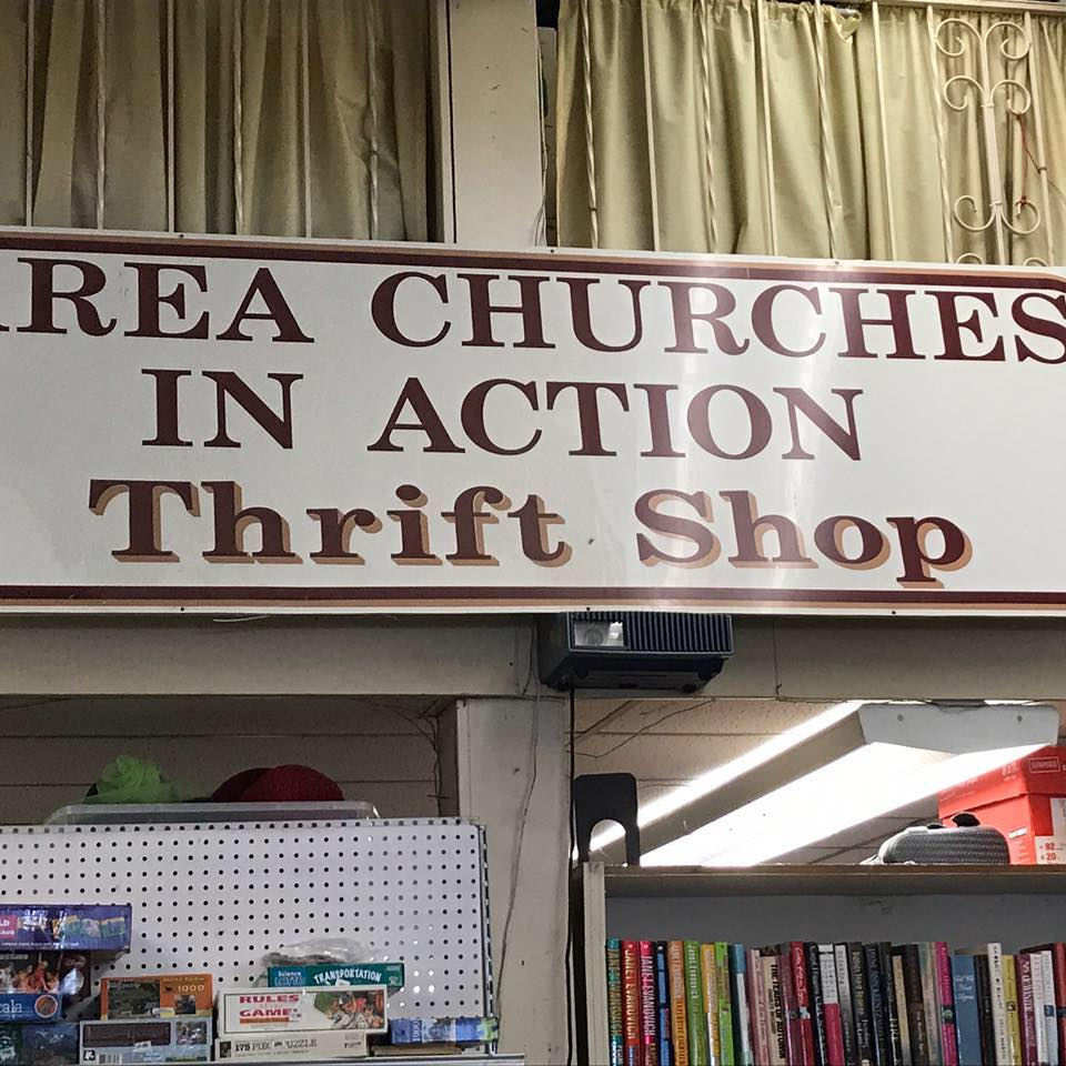 Area Churches in Action