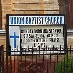 Union Baptist Church Community Feeding Program