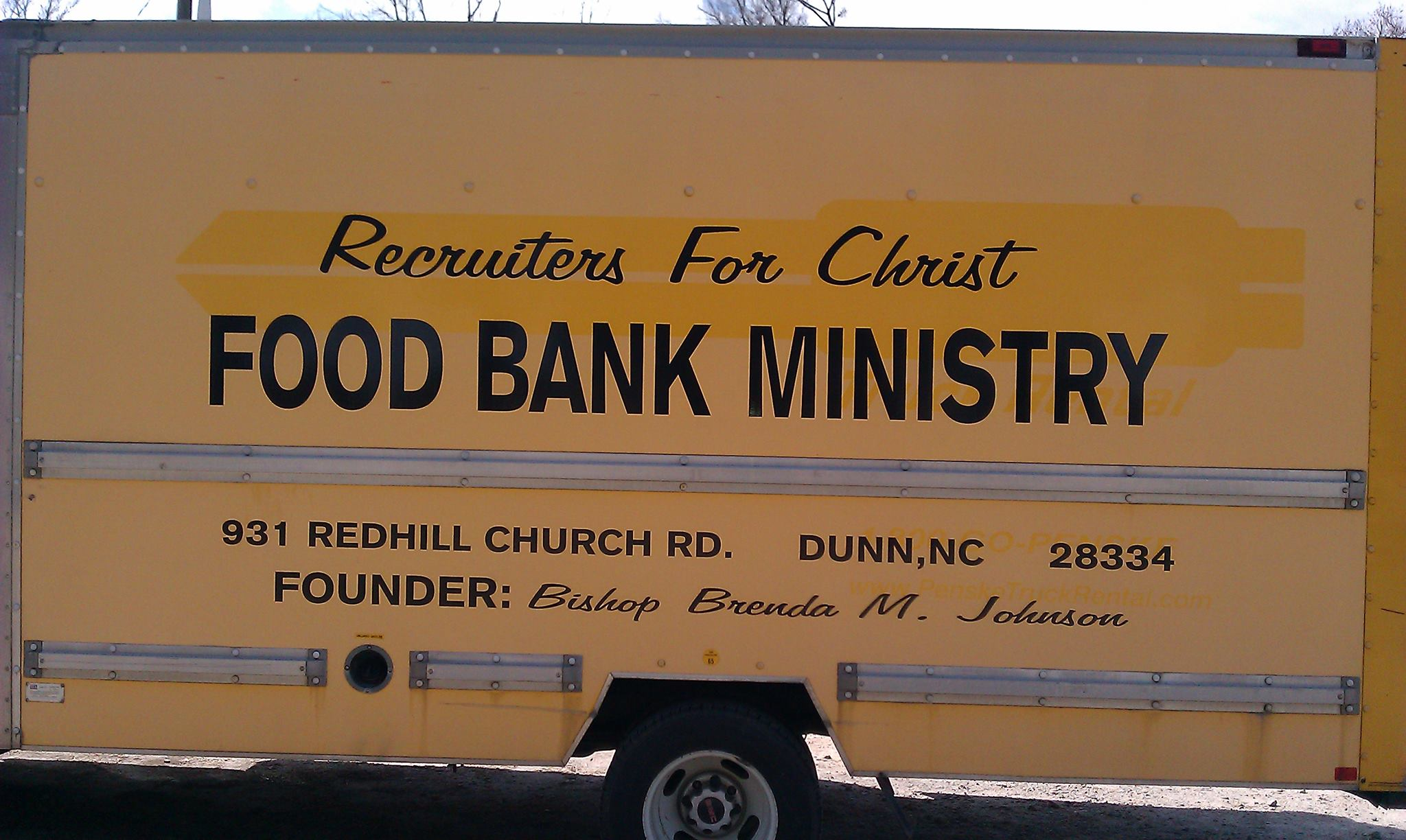 Recruiters for Christ Church