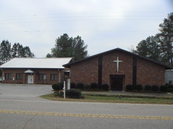 Oak Island Baptist Church Texas