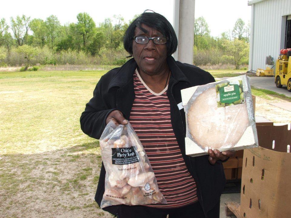Word of Faith Ministries Food Program