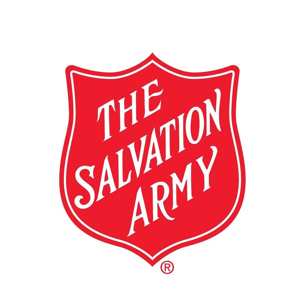Salvation Army Food Pantry Major