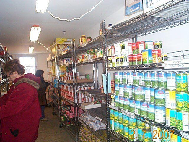 St. Edwards Food Pantry